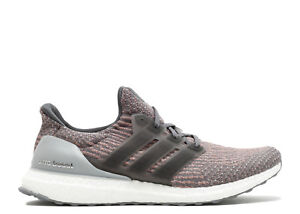 0dfaf8a4d7 NEW Adidas Ultra Boost S82022 Men s Running Shoes - Grey Trace Pink ...
