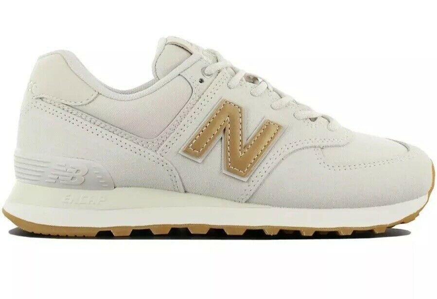 New Balance Classic 574 Women's Women's Women's Size 9 Sneaker shoes Beige Trainers WL574CLS 887fc2