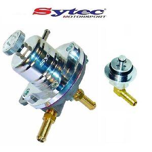 Adaptateur en aluminium de régulateur de pression de rail de carburant pour
