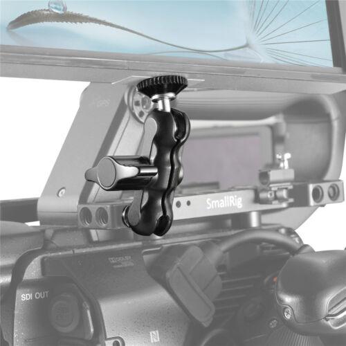 SmallRig 2159 Universal Magic Arm mit kleinem Kugelkopf Flügelmutter fürMonitor