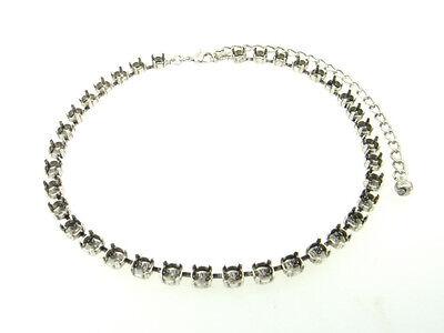 Premium European Empty Cup Chain Necklaces 6mm 29ss 3 Pieces - Choose Finish