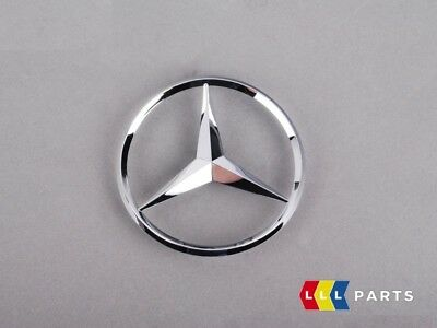 Neuf Origine Mercedes Benz MB Classe C W204 Coffre Arrière Porte de Star Emblème