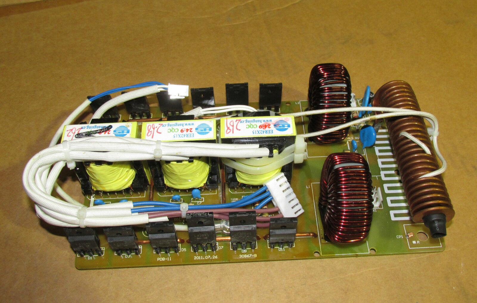 Cobel Cut40h Pcb Circuit De Nouvelle Puissance Board Plasma Cutter Welder Pice Rechange
