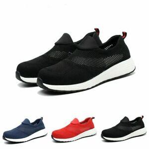 separation shoes 0d741 9b97d Details zu Sommer Sicherheits Sandalen leichte Arbeit S3 S1 Schuhe  Stahlkappen atmungsaktiv