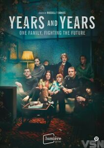 DVD-YEARS-AND-YEARS-2019-EMMA-THOMPSON-NEW-NIEUW-NOUVEAU-SEALED