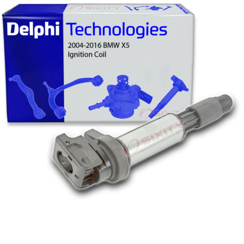 Spark Plug Electrical sq Delphi Ignition Coil for 2004-2016 BMW X5