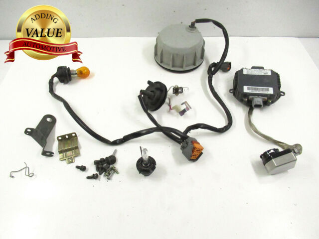 Right Side Replacement Hid Headlight Assembly For 2005