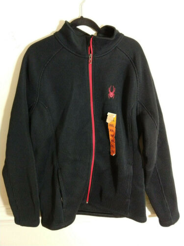 Spyder Foremost Full-Zip Heavy Weight Core Sweater