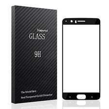 OnePlus 5 Screen Protector Tempered Glass HD Clear Full Coverage 9h Hardness Fil