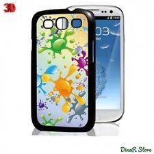 3D HandyHülle für Samsung Galaxy S3 Tasche Case Hülle Schale (520)