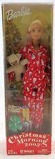 Mattel Christmas Morning Barbie 2003 Doll Sealed