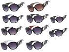 Designer CG Womens Vintage Retro Butterfly Fashion Sunglasses + Soft Bag #dg205