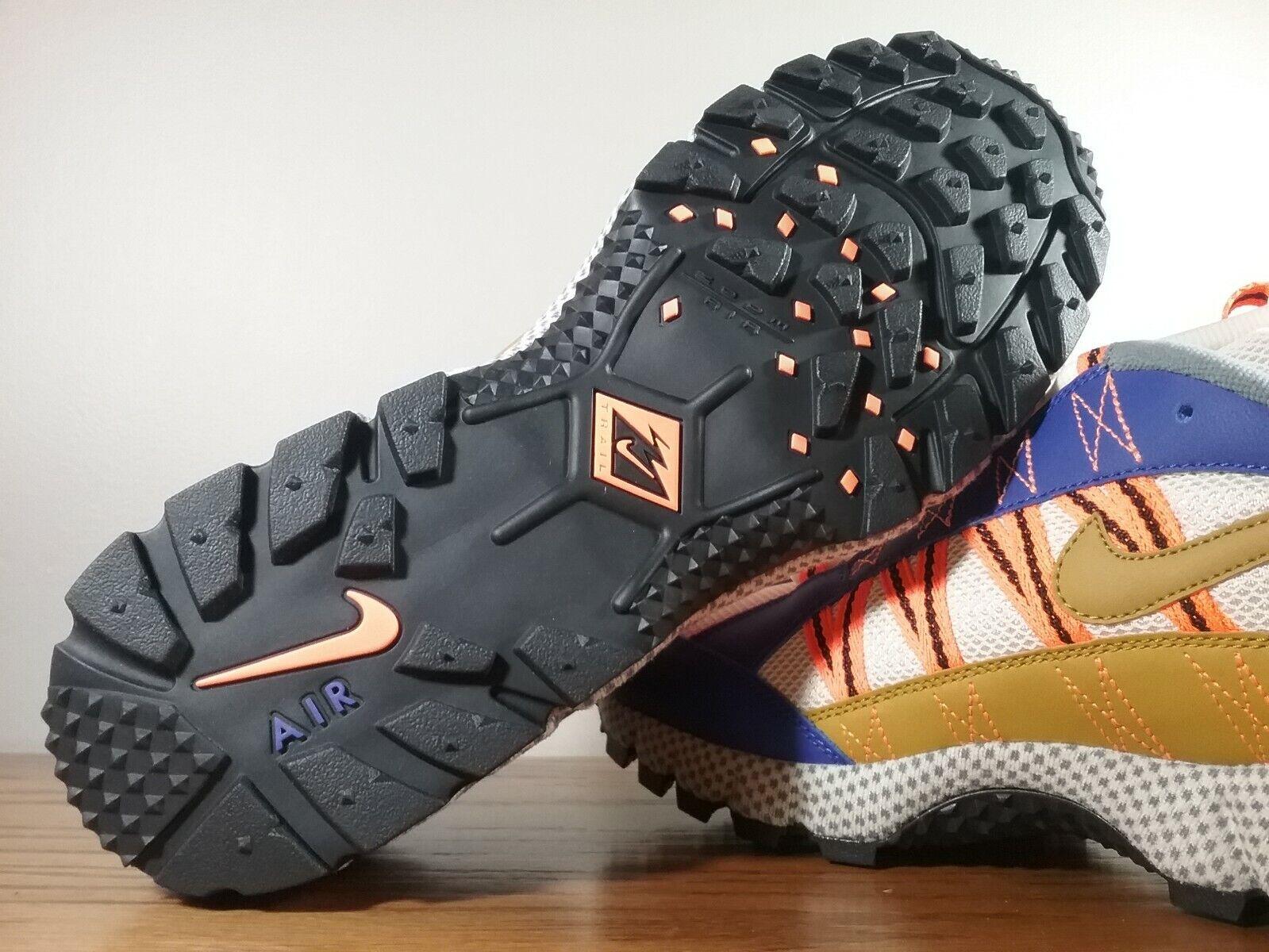 Nike Air Air Air Humara '17 QS Trail Running shoes bluee orange Cream AO3297-400 Men's Sz 52e039