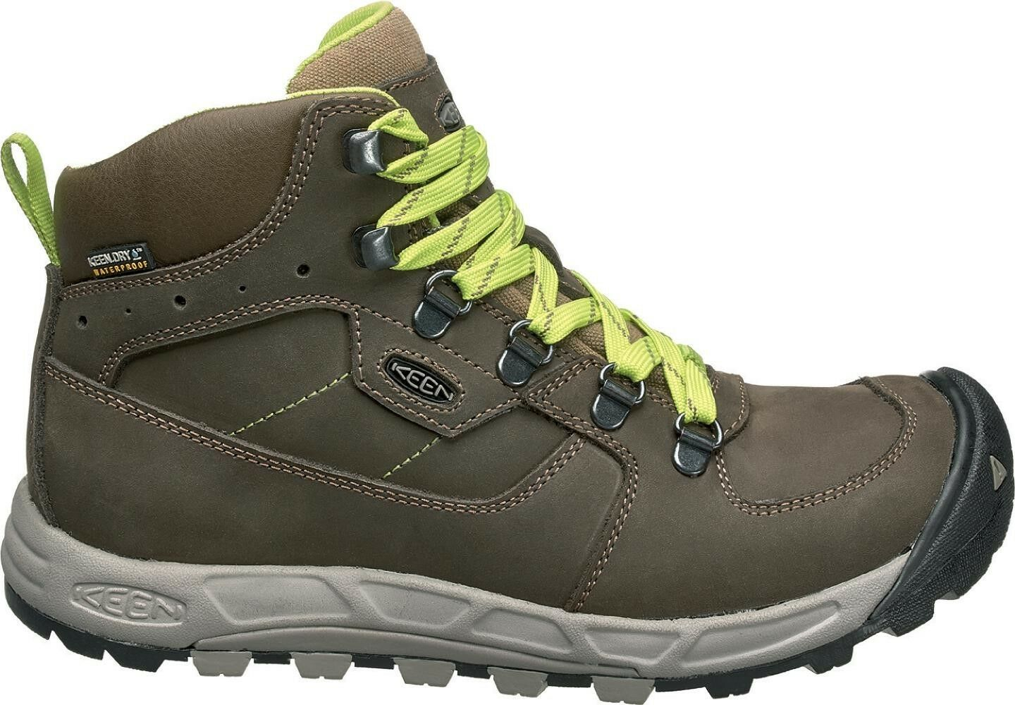 Keen Westward Mid Leather Waterproof Damen Damen Damen Wanderschuh 3b8e85