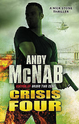 1 of 1 - Crisis Four by Andy McNab (Paperback, 2011)