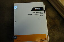 Case 121e Compact Front End Wheel Loader Parts Manual Book Catalog List Spare