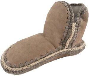 d2379227b7f Image is loading Genuine-Luxurious-Sheepskin-Slipper-Socks-By-Shepherd-of-