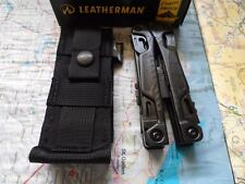 Leatherman OHT Black Multi Tool Knife Pliers Black Molle USA Sheath 831627 New