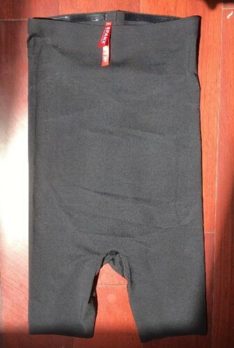"NEW SPANX /""Trust Your Thinstincts/"" high-waist,mid-thigh Shaping Shorts SM-XL $72"