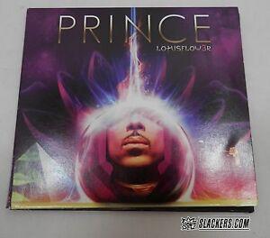 Prince Lotusflow3r Digipak Npg Records Oop 2009 3 Cds Mplsound