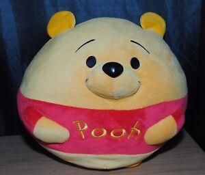 3f730e5d6d6 Ty Beanie Ballz Disney Large 13 Inch Winnie The Pooh Soft   Plush ...