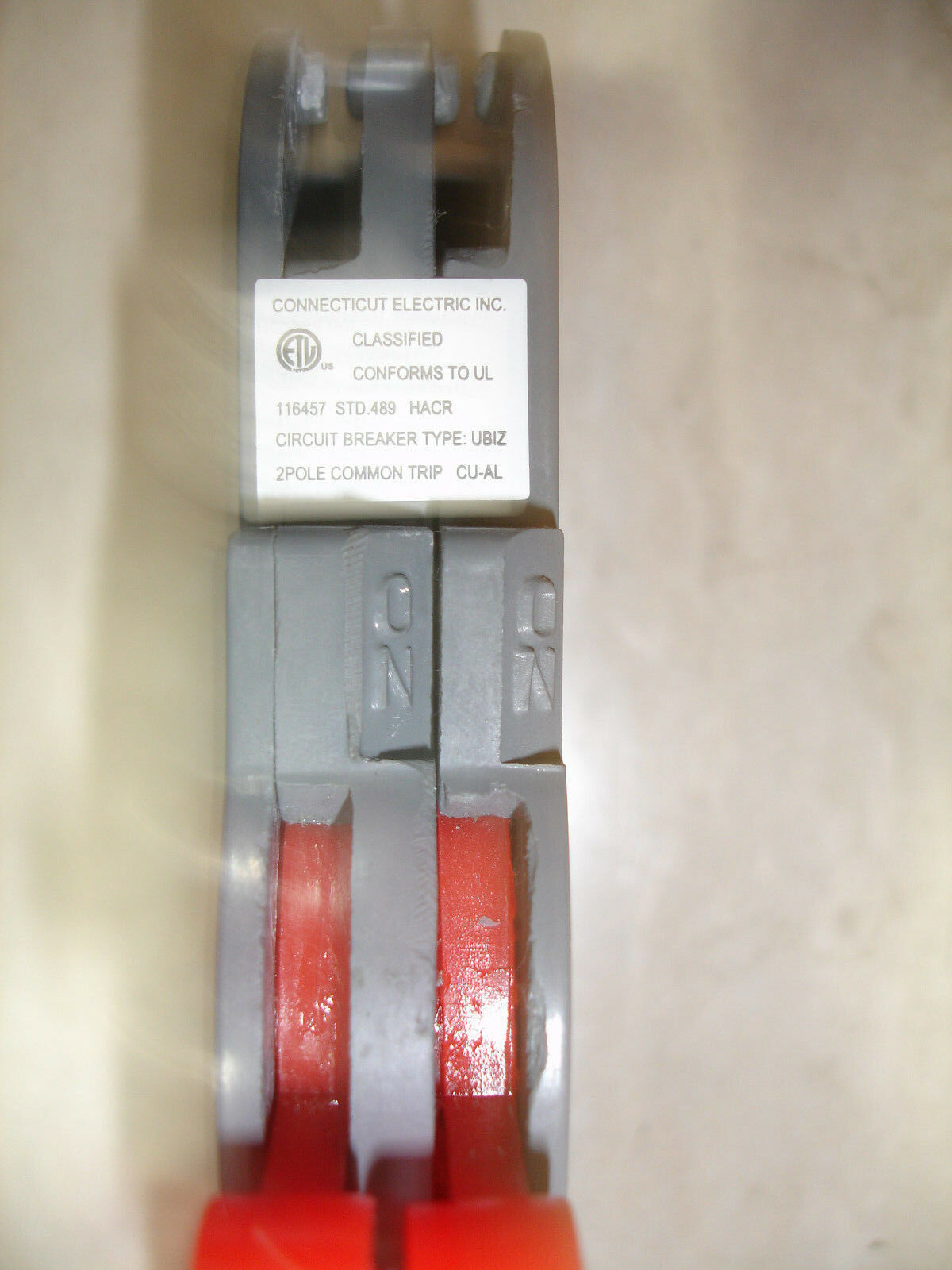 Zinsco Sylvania Gte Challenger 2 Pole 25 Amp Circuit Breaker Ships Siemens Q115 Today Ebay