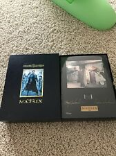 THE MATRIX SPECIAL EDITION LIMITED *SIGNED 45/500 By Wachowski Brothers DVD CD