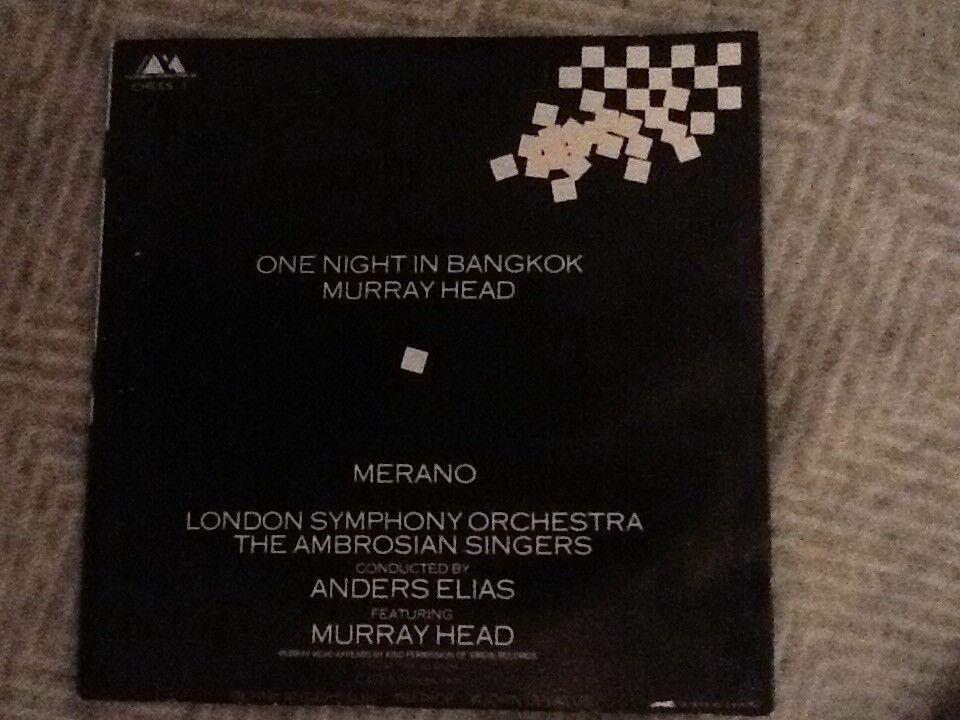 Single, Benny Andersson m. fl., One Night in Bangkok