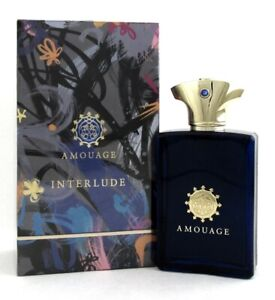 Amouage-Interlude-Cologne-by-Amouage-3-4-oz-EDP-Man-Spray-New-in-Sealed-Box