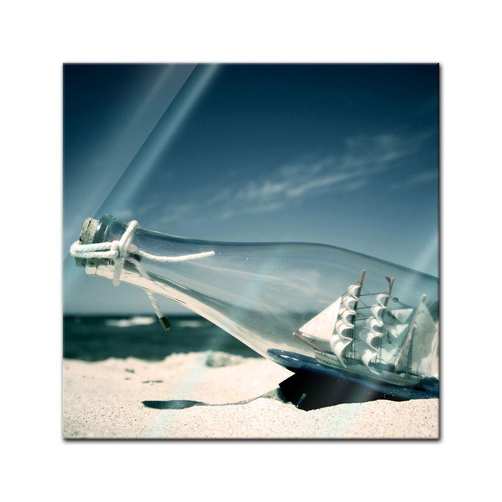 Immagine in di vetro-Buddel nave-Nave in Immagine bottiglia 442af1