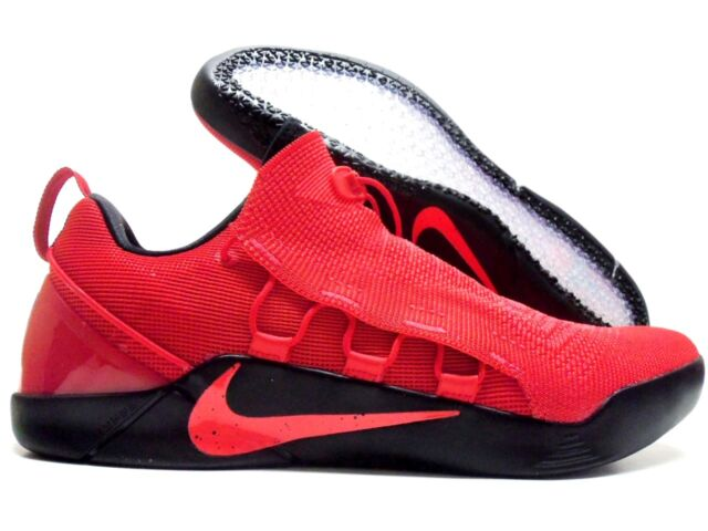 new style faf3d daeaa Nike Kobe A.d. NXT Basketball Shoes Mens 14 Red Crimson 882049 600