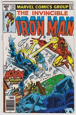 Iron Man U-PICK ONE #119,120,121,122,123 or 124 Marvel 1979 PRICED PER COMIC