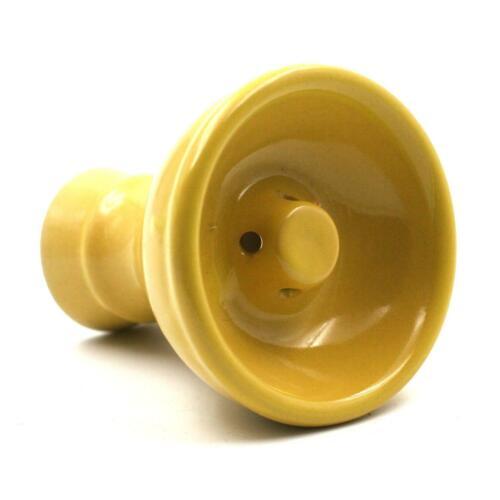 Foyer pour narguilé grande taille jaune