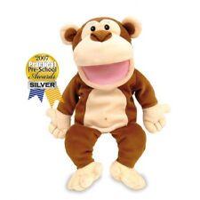 Tellatale Monkey Hand Glove Puppet By Fiesta Crafts