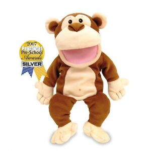 Tellatale-Monkey-Hand-Glove-Puppet-By-Fiesta-Crafts
