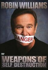 ROBIN WILLIAMS (COMEDY) - WEAPONS OF SELF DESTRUCTION --DVD