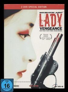 DVD LADY VENGEANCE - SPECIAL EDITION - 2 DISC SET (Regisseur von OLD BOY) * NEU