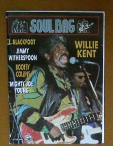 SOUL-BAG-149-annee-1998-WILLIE-KENT-BOOTSY-COLLINS