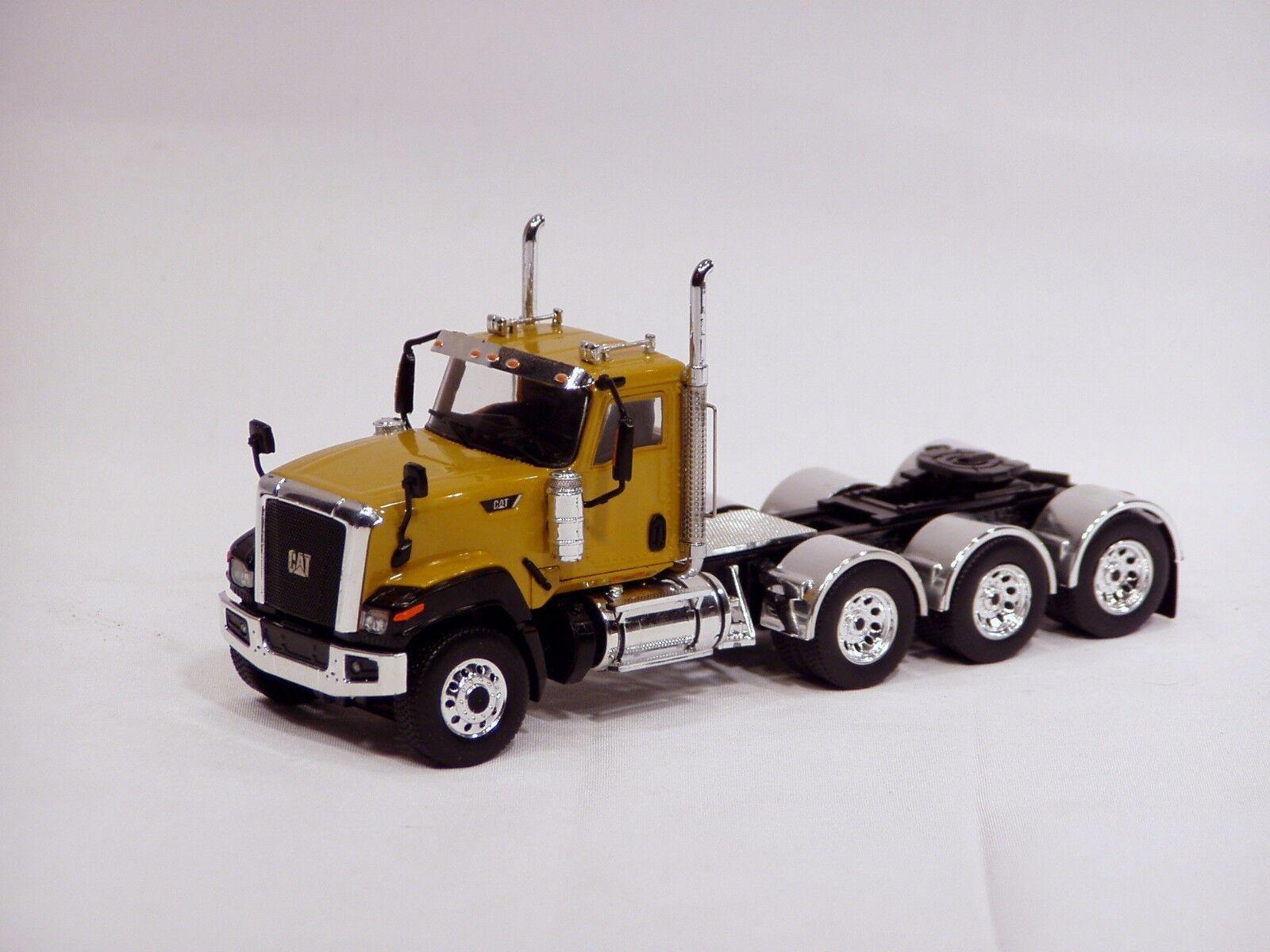 marcas en línea venta barata Tractor De De De Oruga CT680 8x4 Camión-Amarillo   - 1 50 - WSI  tienda de venta