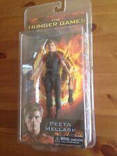 The Hunger Games Peeta Mellark NECA Action Figure 2012 Reel Toys