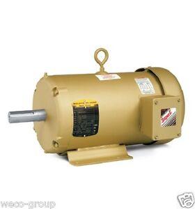 Efm3711t 10 Hp 3490 Rpm New Baldor Electric Motor