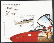 Portogallo da 2002 ** Post freschi blocco 177 MiNr. 2601-2602 - LUFTWAFFE!