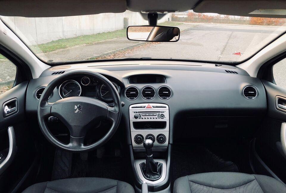 Peugeot 308, Benzin, 2008