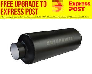 Flowmaster-Hushpower-Pro-Series-Standard-Performance-Muffler-3-034-Inlet-Oulet