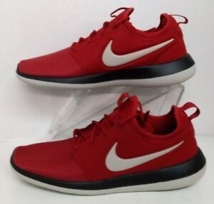 info for 45840 42dae Image is loading Nike-Roshe-Two-Gym-Red-Pale-Grey-Black-