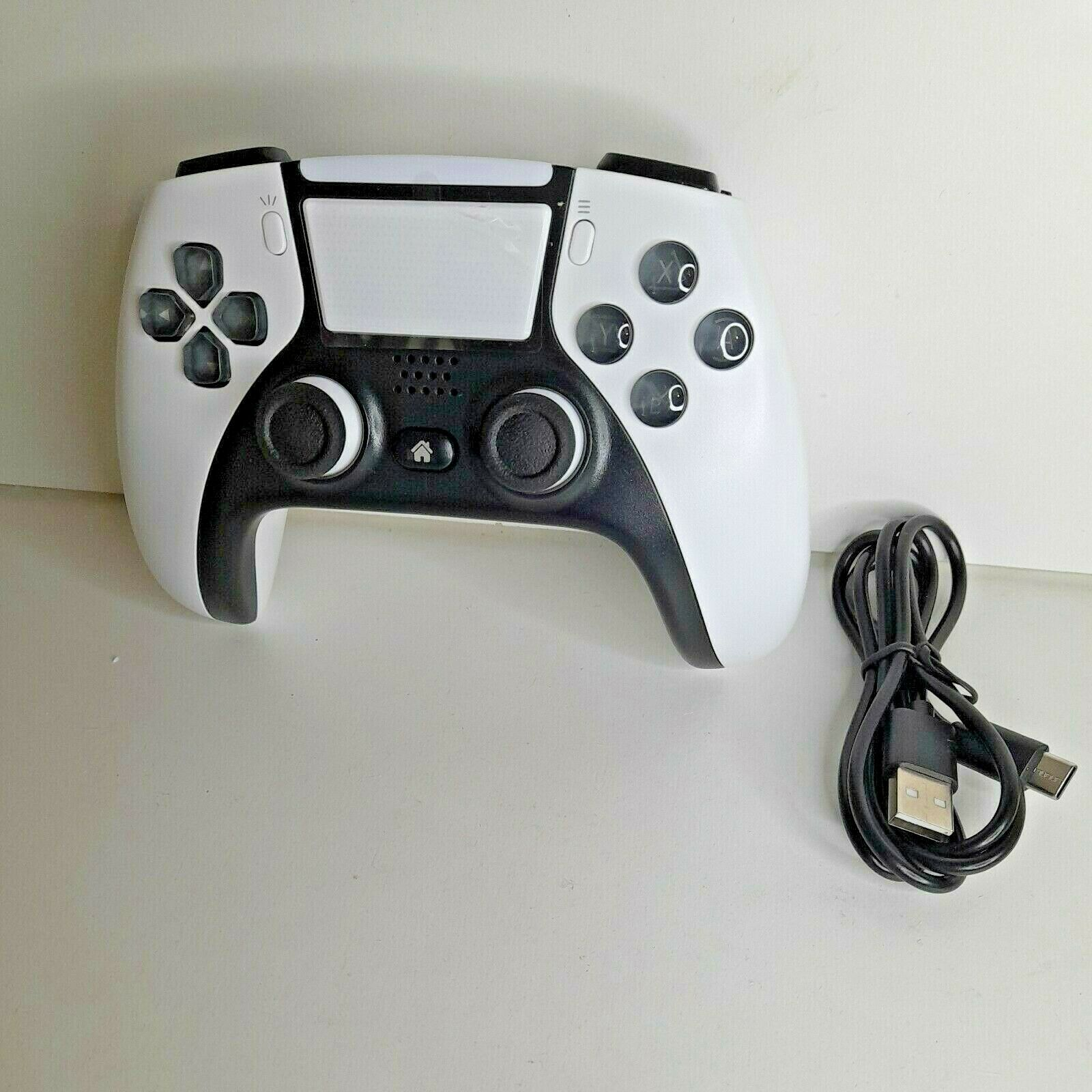 DATA FROG Controller Compatible with PS4 PC and Android Smartphone Brand New