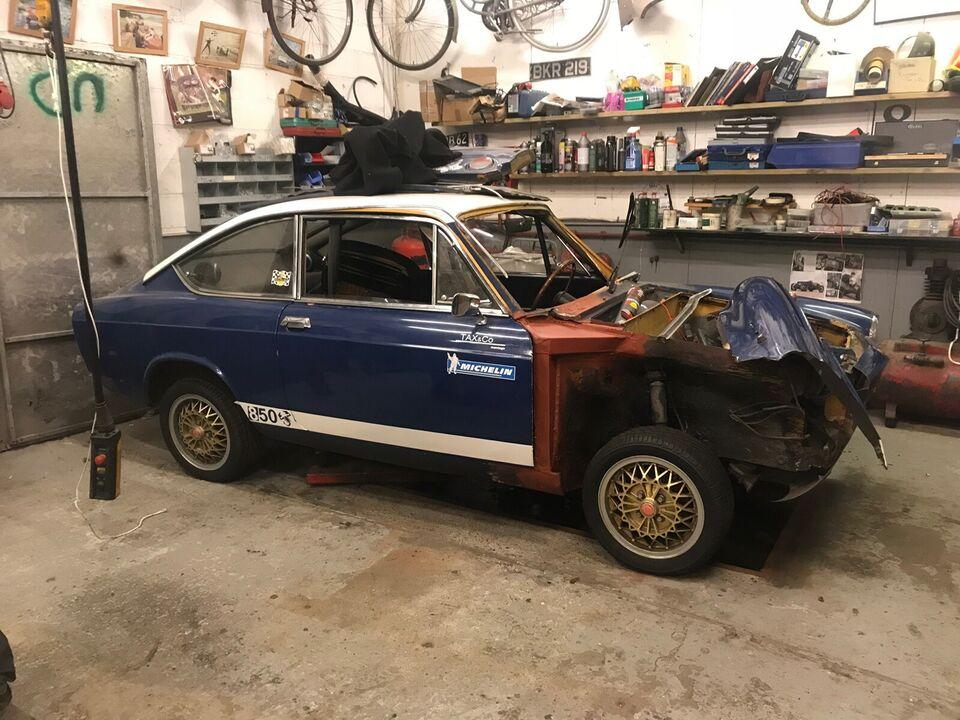 Fiat 850, 0,9 Sports Coupé, Benzin