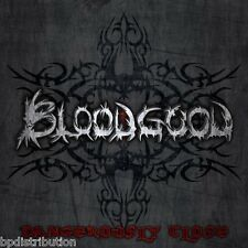BLOODGOOD - DANGEROUSLY CLOSE (*NEW-CD, 2013) Classic Christian Heavy Metal