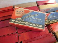 Deutsche Haarschneide-Maschine Pränafa Solingen WH WW2 WK2 Wehrmacht Hair Cutter
