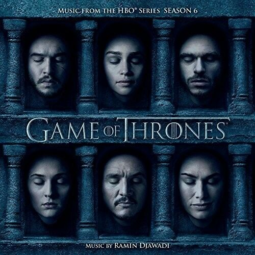 Ramin Djawadi - Game of Thrones Season 6 (Music From the HBO Series) [New CD] Fr